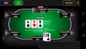 Gameplay poker