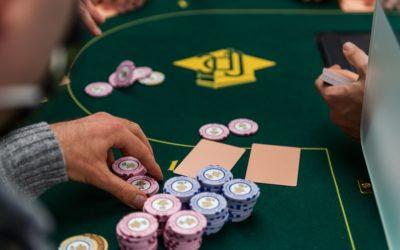 Tournois de poker : Attention à la phase initiale