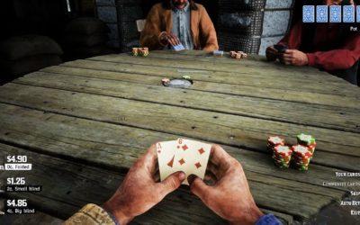 Guide ultime pour jouer au poker dans Red Dead Redemption 2