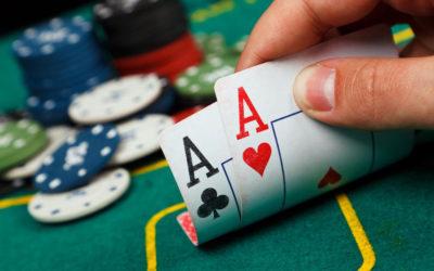 Top 10% des mains de départ au Texas Holdem